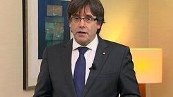 Puigdemont, desde Bélgica: