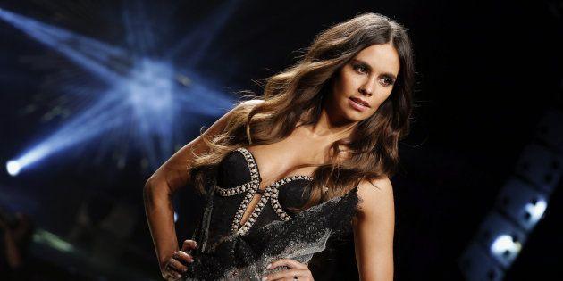 Cristina Pedroche repite como modelo (ahora de ropa