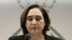 Colau pide un frente común del catalanismo contra el autoritarismo de