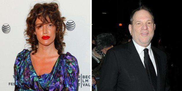 La actriz Paz de la Huerta asegura que Harvey Weinstein la violó dos