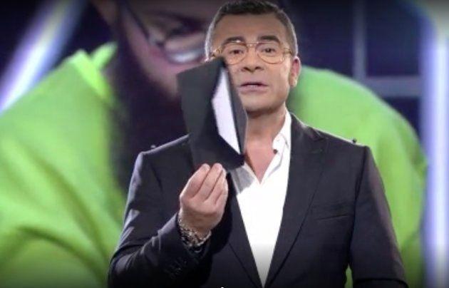 Jorge Javier Vázquez hace 'spoiler' del expulsado de 'Gran Hermano' antes de