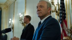 Trabajadores de 'House of Cards' acusan a Kevin Spacey de abusos