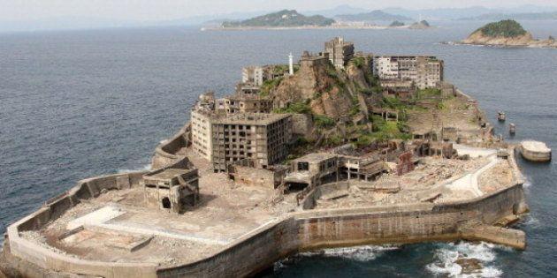 Hashima: la isla abandonada de Bardem en 'Skyfall' existe y se puede visitar (FOTOS,