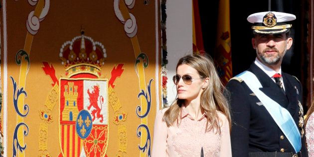Así será el primer desfile del 12 de octubre con Felipe VI como