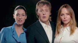 Paul McCartney quiere que dejes de comer carne (al menos durante un