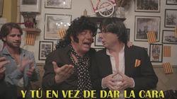 La descacharrante parodia de Los Morancos sobre el viaje de Puigdemont a