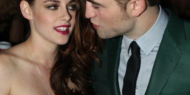 'Amanecer Parte 2': alfombra roja para el final de Crepúsculo con Pattinson y Stewart juntos