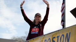 La primera mujer en correr la maratón de Boston regresa 50 años