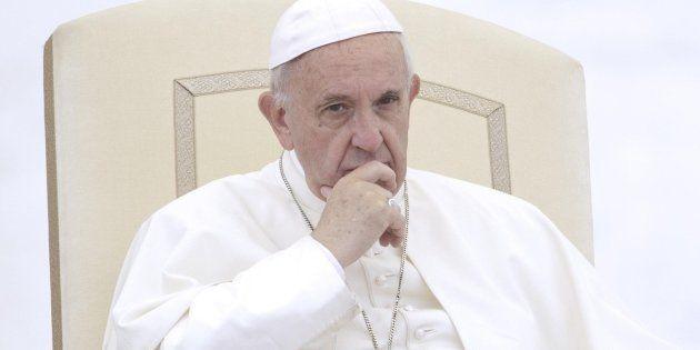 El papa Francisco: