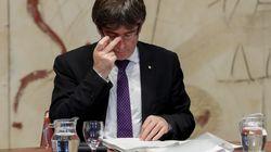 La jueza ordena la detención de Carles Puigdemont y los exconsellers que están en