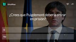 VOTA: ¿Crees que Puigdemont debe entrar en