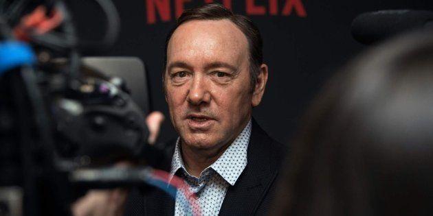 Netflix rompe relaciones con Kevin Spacey tras su escándalo