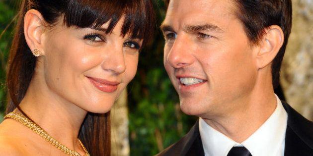 Tom Cruise - Katie Holmes divorcio: los actores se separan tras 5 años de matrimonio