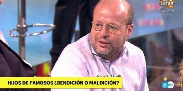 Salvador Sostres hablará de acoso sexual en el programa de Carlos Herrera en