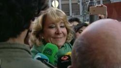 El día que Aguirre defendió en 2015 el