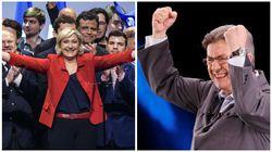 Una presidencia de Le Pen o Mélenchon en Francia, la opción que más inquieta a los