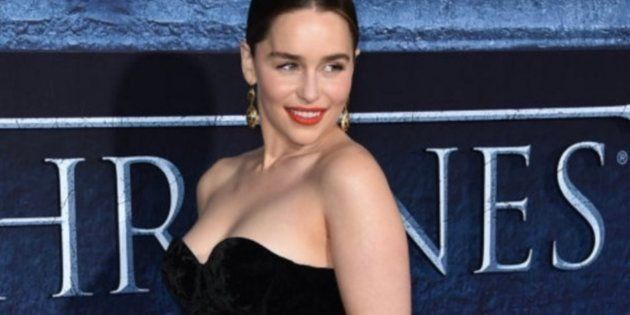 La imagen de Emilia Clarke junto a Jason Momoa que enamorará a los fans de 'Juego de