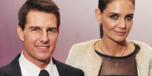 El divorcio de Tom Cruise y Katie Holmes ya es