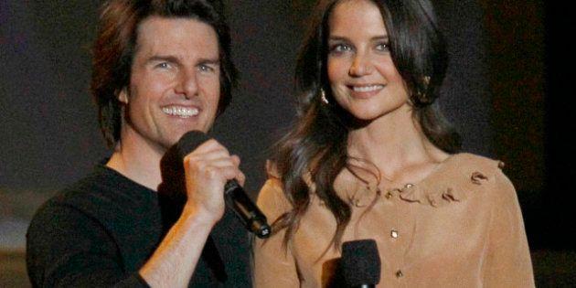 Tom Cruise y Katie Holmes firman el acuerdo de divorcio