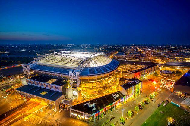 Tecnología verde en el deporte: así serán los estadios del