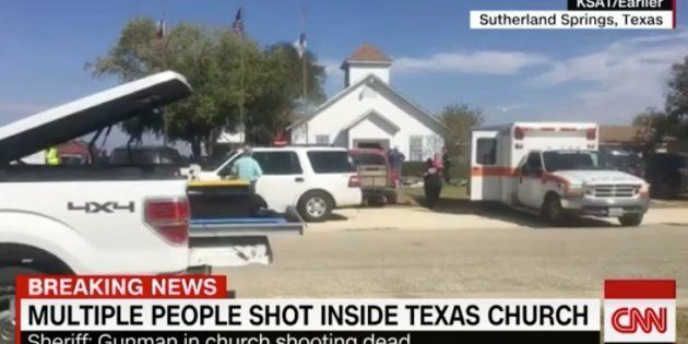 Al menos 27 muertos en un tiroteo en San Antonio (Texas,