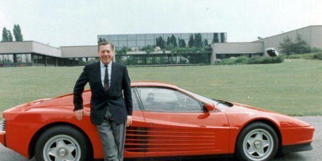 Sergio Pininfarina: muere el diseñador de los coches más bellos del