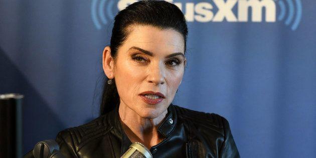 Julianna Margulies asegura que Steven Seagal y Harvey Weinstein intentaron