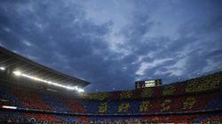 Polémica en Twitter por lo que todo el mundo ha escuchado en el Camp Nou al inicio del