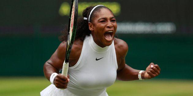 Serena Williams anuncia su embarazo con este 'selfie' que ya es