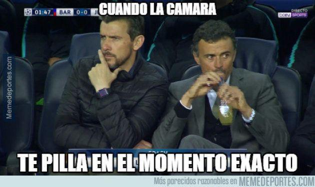 Los memes del Barça-Juventus que recibirás por