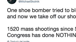 El tuit que resume a la perfección el problema de las armas en
