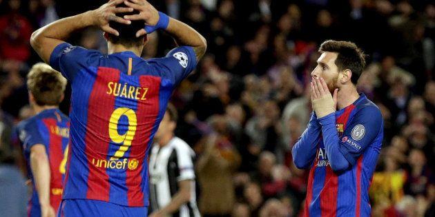 El Barcelona, eliminado de la Champions tras empatar a cero ante la