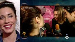 Las caras de Pilar Rubio al recordar su primer encuentro con Sergio