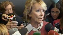 Aguirre, al borde del llanto al hablar de Ignacio