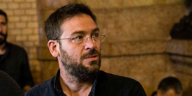 El comentado dardo de Dante Fachin a Alberto Garzón tras su dimisión como líder de