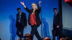 Le Pen tiene claro cómo va a quedar en las elecciones del domingo: la más