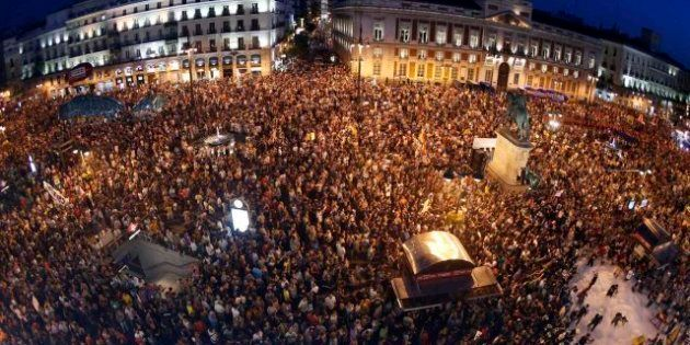 19J: Cientos de miles de personas marchan en toda España contra los recortes de Rajoy