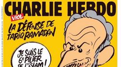La portada por la que la revista 'Charlie Hebdo' ha vuelto a recibir amenazas de