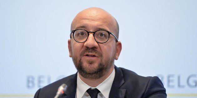 Charles Michel, primer ministro de