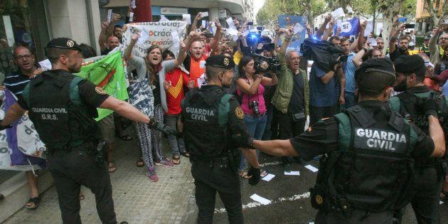 Ocho profesores catalanes declaran ante el juez por frases como esta a niños de 9 años: