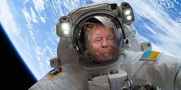 15 momentos en los que Trump ha demostrado ser un presidente de otro