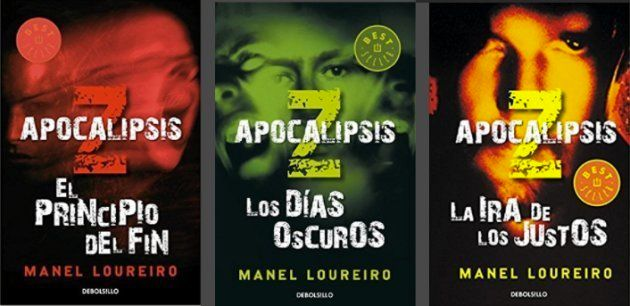 La saga 'Apocalipsis Z' de Manel