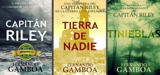 La trilogía 'Capitán Riley' de Fernando
