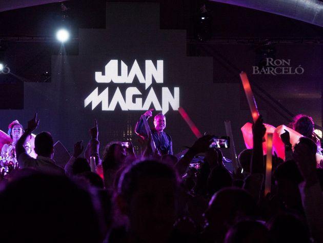 Juan Magán: