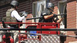 La Policía detona trampas explosivas en casa del autor del tiroteo de