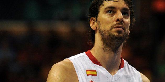Olimpiadas 2012: El jugador de baloncesto Pau Gasol será el abanderado español