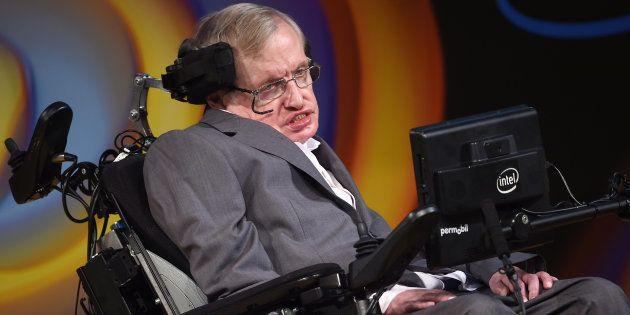 El físico Stephen Hawking, en una imagen de julio de
