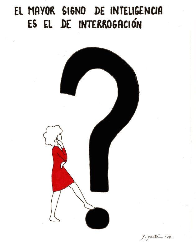 Preguntarse y dudar: dos verbos en