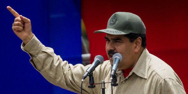 Maduro pide investigar a Movistar por sumarse a la
