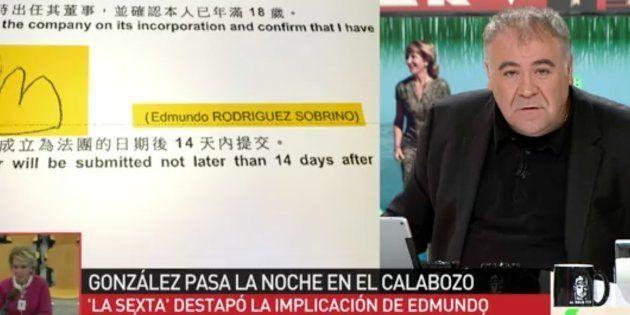 Ferreras defiende a LaSexta de las acusaciones de
